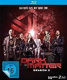 Dark Matter - Die komplette 3.Staffel [Blu-ray]