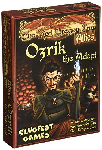 Red Dragon Inn: Allies - Ozrik the Adept (Red Dragon Inn Expansion): N/A