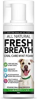 Refrescante Bucal 100% Natural y Aditivo de Agua Para Perros