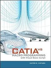 Best catia v5 macro programming with visual basic script Reviews