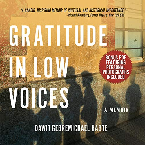 Gratitude in Low Voices cover art