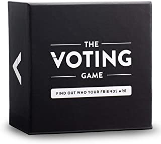 The Voting Game - The Adult Party Game