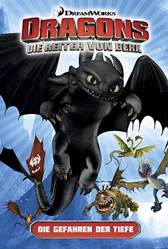 Dragons - Die Reiter von Berk 2: Die Gefahren der Tiefe [Kindle-Edition]