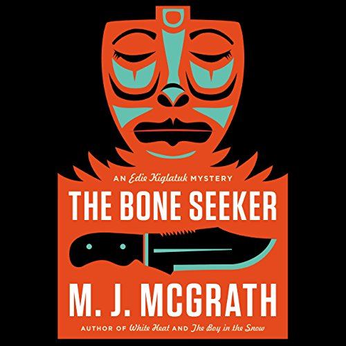 The Bone Seeker audiobook cover art