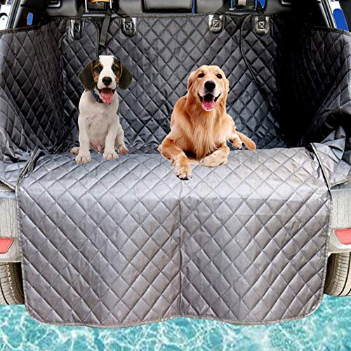Yiwa waterdichte Oxford-doek voor auto, kofferbak, achterkant, stoelbekleding voor huisdieren