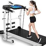 Folding Tapis de Course, Professionnel, Fitness Poids Équipement d'exercice Incline Pliable Vitesse réglable for la Maison et Le Bureau Marche/Sit-Ups/Tirer Shiyue Corde WTZ012