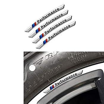 MAXMILO Aluminum Wheel Center emblems Decoration Cover Trim For BMW ///M 1 2 3 4 5 6 Series X3 X4 X 5 X6  F20 F21 F22 F23 F30 F31 F32 F33 F35 F36 F10 F11 F12 F13 F26 F15 F16