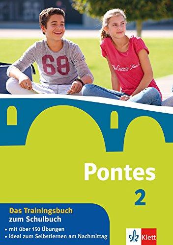 Pontes 2 - Das Trainingsbuch zum Schulbuch: 2. Lernjahr (Pontes Trainingsbuch)