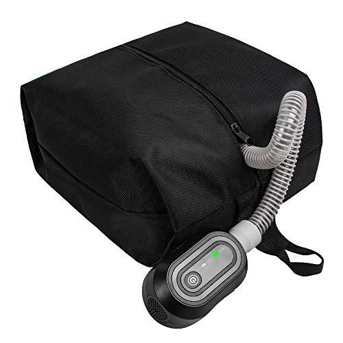 Funwill Tragbare Mini-CPAP-Reiniger, Der Neueste CPAP-Geräte-Reiniger/Sterilisator Inklusive Desinfektionsbeutel für CPAP-Beatmungsgeräte, Gesichtsmasken, Atemschläuche, Zubehör