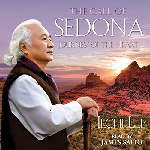 The Call of Sedona audiobook cover art