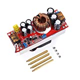 SongHe Boost Module - DC-DC 10-60V to 12-97V 1500W 30A Voltage Step Up Converter Boost CC CV Power Supply Module