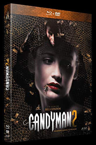 Candyman 2 (Candyman : Farewell to The Flesh) [Blu-Ray] [Combo Blu-ray + DVD - Édition Limitée]