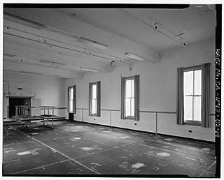 HistoricalFindings Photo: Mare Island Naval Shipyard,Hospital Headquarters,Johnson Lane,Vallejo,CA,HABS,18