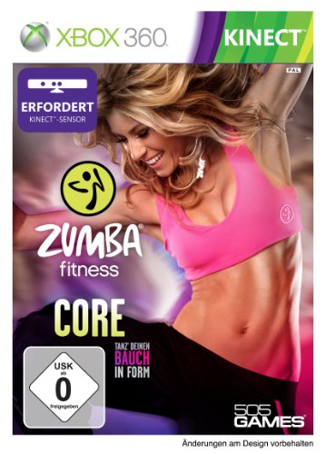 Zumba Fitness Core (Kinect) [Importación alemana]