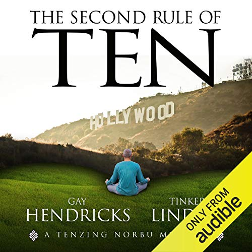 The Second Rule of Ten audiobook cover art
