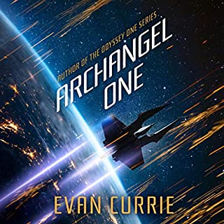 Archangel One audiobook cover art