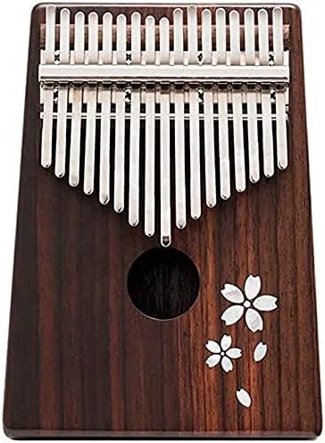 ZTJ 67% OFF of fixed price Thumb Piano Finger A surprise price is realized Mahoga Rosewood Veneer Phoebe