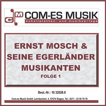 Ernst Mosch & seine Original Egerländer Musikanten, Folge 2