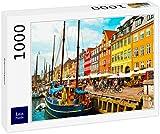 Lais Puzzle Copenhague 1000 Piezas
