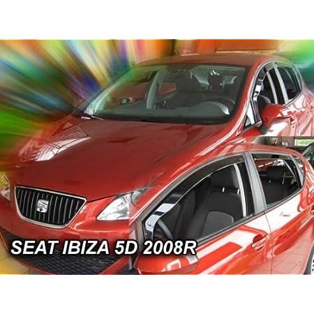 Heko Z911588 Windabweiser Regenabweiser Für Ibiza St 6j 10 5türer Für Vorne Auto