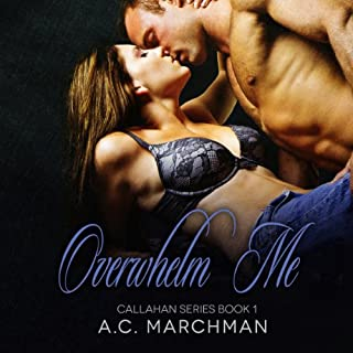 Overwhelm Me audiobook cover art
