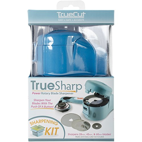 Grace Company TrueCut TrueSharp Power Rotary Blade Sharpener