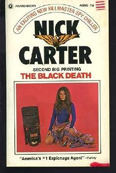 Paperback The Black Death, 50th Killmaster, Special Award Edition, 1970 Book
