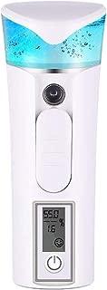 Dingji Sprayer Hydrating Water Facial Steamer Skin Beauty Face Steaming Device Sprayer Humidifier Unit Purifier Mist Maker Portable