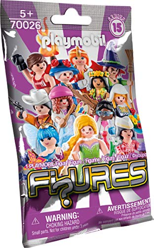 Playmobil 70026 Figures Girls (Serie 15), bunt