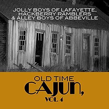 Old Time Cajun, Vol. 4