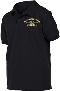 U.S. Submarine Service Veteran Polo Shirt