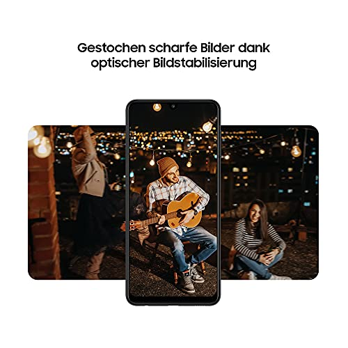 Samsung Galaxy A22 Smartphone ohne Vertrag 6.4 Zoll 128 GB Android Handy Mobile Black - 4