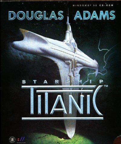 Nave espacial Titanic - PC