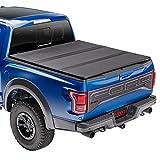 Extang Solid Fold 2.0 Hard Folding Truck Bed Tonneau Cover | 83590 | Fits 2017-20 Honda Ridgeline 5' Bed,Black