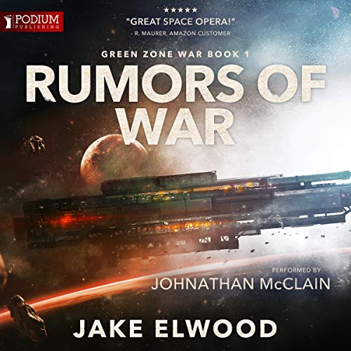 Rumors of War audiobook cover art