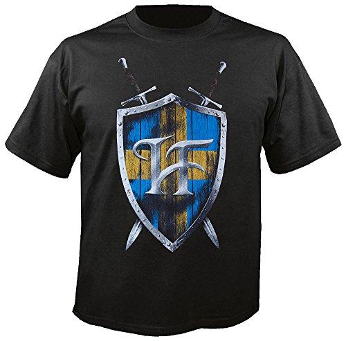 HAMMERFALL - Swedish Steel - T-Shirt Größe M
