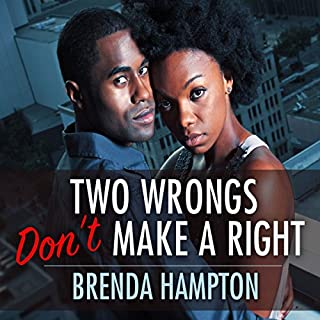 Two Wrongs Don't Make a Right audiobook cover art