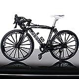 Vivi Mountain Bicycle Bike Model Zinc Alloy Mini Bike Bicycle Model for Home