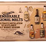 Douglas Laing Remarkable Regional Malts 46,4% - 5 x 50 ml in Giftbox