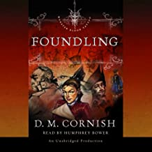 Foundling: Monster Blood Tattoo, Book One