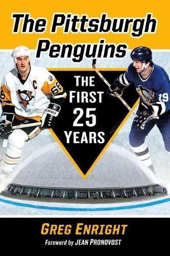Image OfThe Pittsburgh Penguins: The First 25 Years