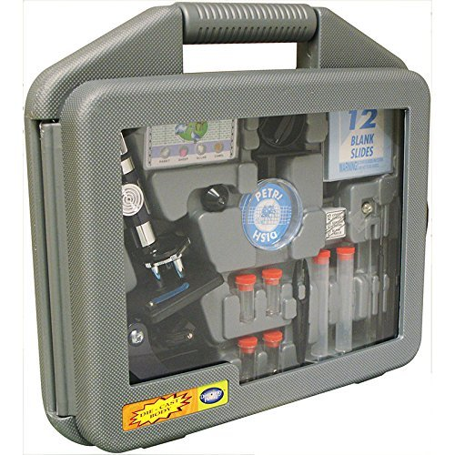 Microscope Set in Carrying Case - EDU-41011-3