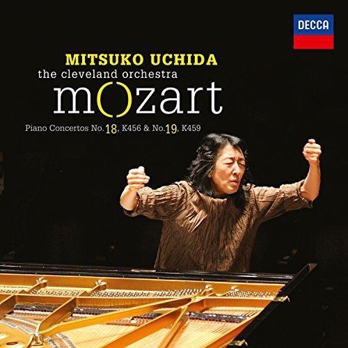 モーツァルト:ピアノ協奏曲第18番$第19番