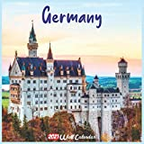 Germany 2021 Wall Calendar: Official Germany Calendar 2021, 18 Months