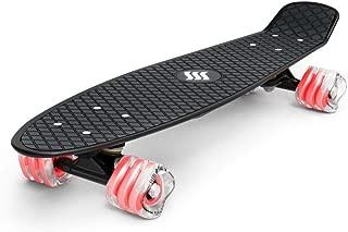 Fathom by Shark Wheel Barracuda Series 60MM Wheels 22 Inch Skateboard