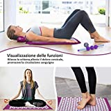 Zoom IMG-2 ombar set tappetino agopressione include