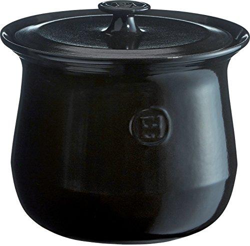 Emile Henry - Hervidor de agua (cerámica) Carbone