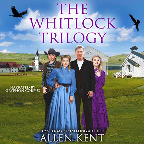 The Whitlock Trilogy  By  cover art