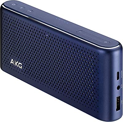 AKG 'S30' Bluetooth Speaker with Integrated Power Bank - Meteor Blue from Samsung