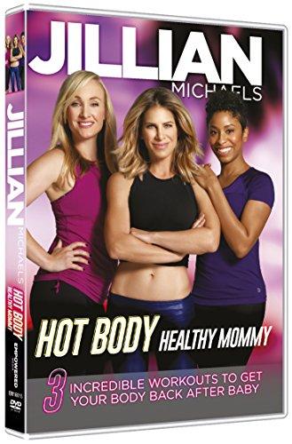 NEW - Jillian Michaels - Hot Body, Healthy Mommy